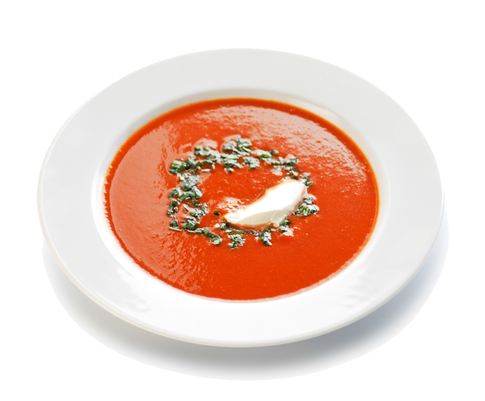 Pepper Soup. roasted tomato soup crop. tomato red pepper squash soup ...