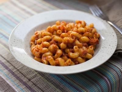 Cook Italian Tomato and Pecorino Sauce on Spirali