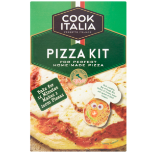 Cook Italia genuinely Italian Pizza Kit