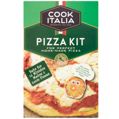 Cook Italia genuinely Italian Pizza Kit