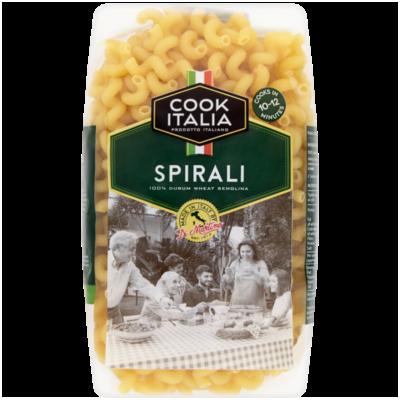 Cook Italia Spirali pasta